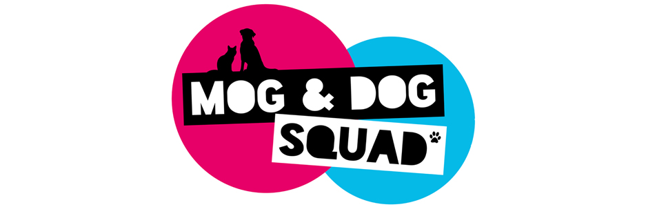 the mog and dog squad logo